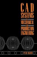 CAD Systems in Mechanical and Production Engineering PDF
