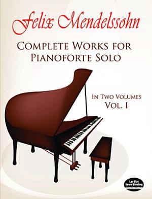 Complete works for pianoforte solo