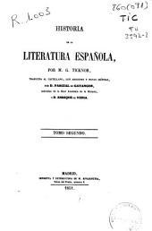 Historia de la literatura española: (1851. 568 p.)