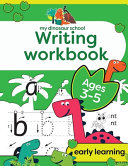 My Dinosaur School Writing Workbook Age 3 5