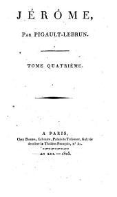 Jérôme: Volume3