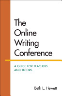 The Online Writing Conference  A Guide for Teachers and Tutors