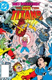 The New Teen Titans (1984-) #17
