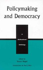 Policymaking and Democracy