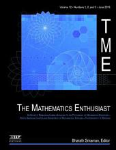The Mathematics Enthusiast Issue: Volume 12 #13