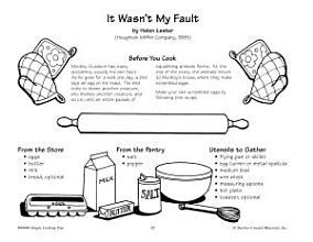 It Wasn t My Fault  Scrambled Eggs Recipe PDF