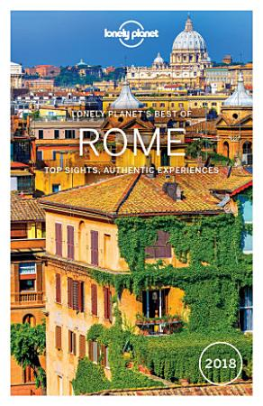 Lonely Planet Best of Rome 2018 PDF