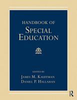 Handbook of Special Education PDF