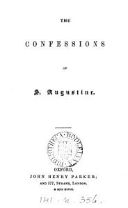 The confessions of s  Augustine Book