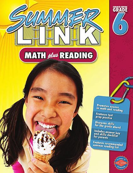 Math plus Reading  Grades 5   6 PDF