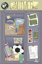 Nutmeg #1: Book 4