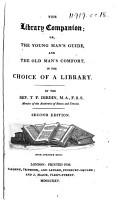The Library Companion     Second Edition PDF