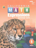 California Math Expressions  Grade 5 PDF