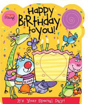 Happy Birthday To You  Book PDF
