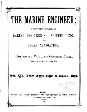 Marine Engineer and Naval Architect PDF
