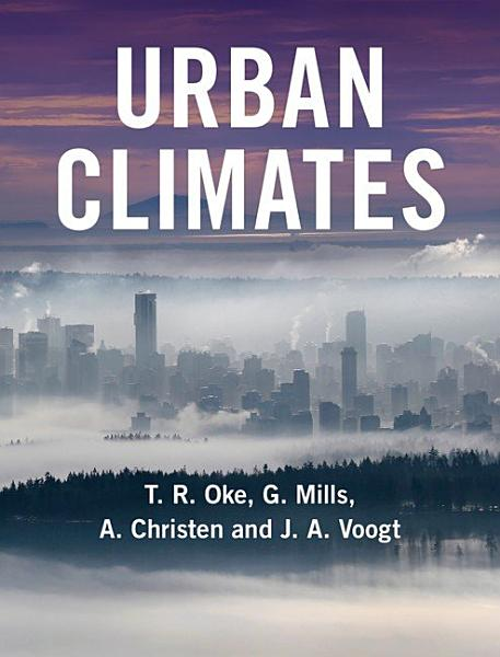 Download Urban Climates Book