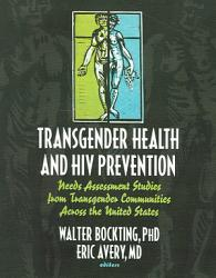 Transgender Health And Hiv Prevention Book PDF