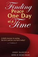 Download Finding Peace One Day at a Time Book