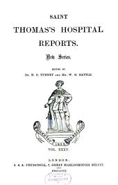 Saint Thomas's Hospital Reports