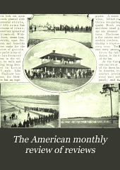 The American Monthly Review of Reviews: Volume 23