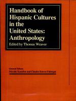 Handbook of Hispanic Culture-Anthropology