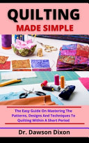 Quilting Made Simple