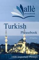 Turkish Phrasebook (allè Phrasebook)