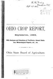 Ohio Crop Report