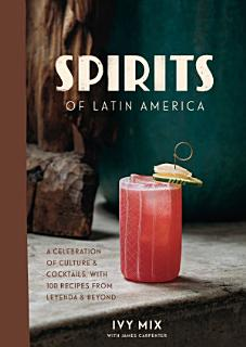 Spirits of Latin America Book