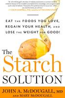The Starch Solution PDF