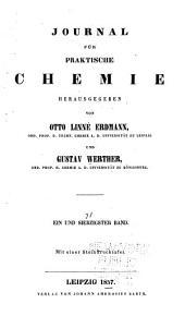 Journal für praktische Chemie: Band 71