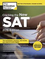 Cracking the New SAT with 4 Practice Tests, 2016 Edition