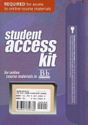 Contemporary Human Geography Blackboard Access Card