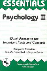 The Essentials Of Psychology Book PDF