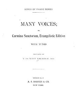 Many Voices PDF