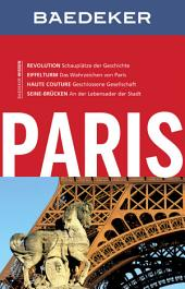 Baedeker Reiseführer Paris: Ausgabe 17