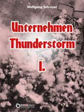 Unternehmen Thunderstorm, Band 1: Roman
