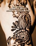 My Henna Mehndi Tattoo Designs Sketch Book