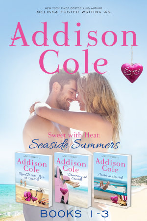 Sweet with Heat  Seaside Summers  Contemporary Romance Boxed Set  Books 1 3
