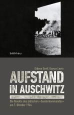 Aufstand in Auschwitz PDF