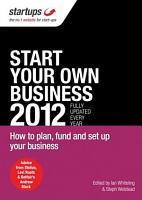 Start Your Own Business 2012 PDF