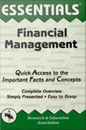 Essentials of Financial Management