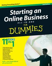 Starting an Online Business All-in-One Desk Reference For Dummies: Edition 2