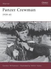 Panzer Crewman 1939–45
