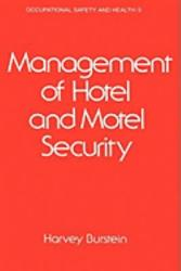 Management Of Hotel And Motel Security Book PDF