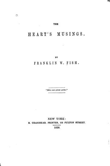 The Heart s Musings     PDF