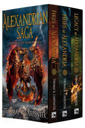 Alexandrian Saga (Books 1-3): Books 1-3