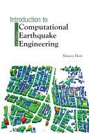 Introduction to Computational Earthquake Engineering