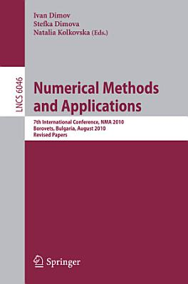 Numerical Methods and Applications PDF