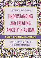 Understanding and Treating Anxiety in Autism PDF